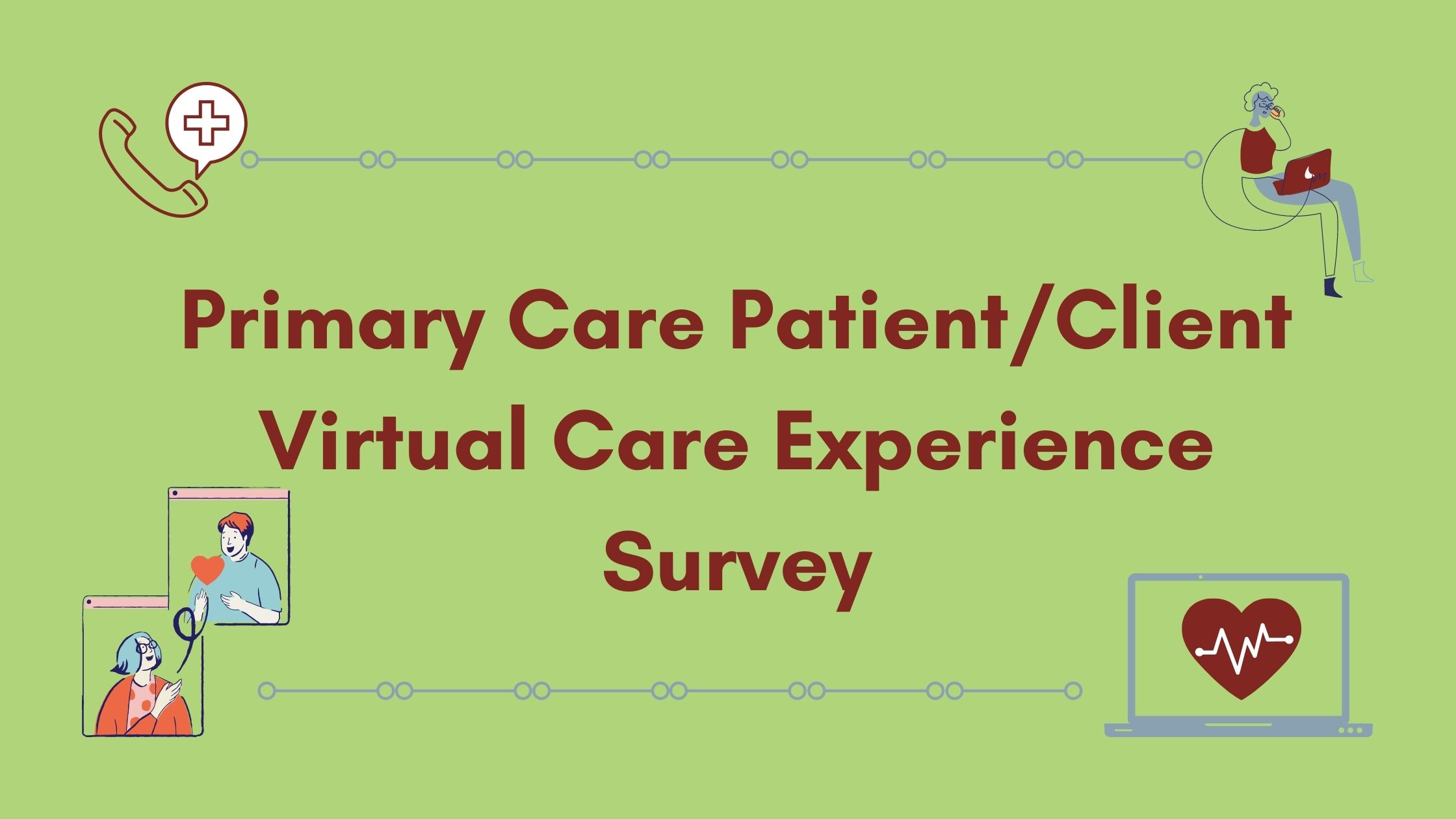 Let's Capture the Patient Experience with Virtual Care!