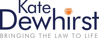 Logo for Kate Dewhirst Law